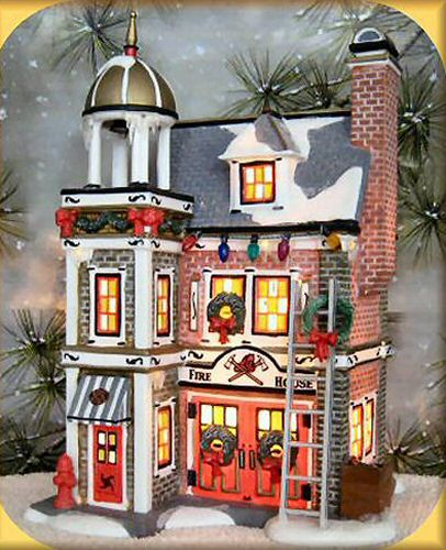 the fire house a christmas story
