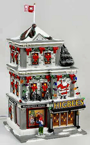 for pricing ect on all items click on wwwdept56retireescom then click on the village a christmas story all items are in alphabetical order - A Christmas Story Village