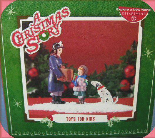 Christmas Story Dept 56
