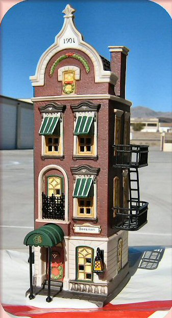 A Christmas Story Department 56