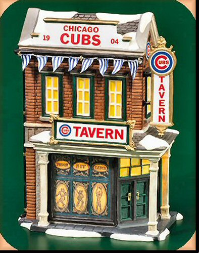 Chicago Cubs Tavern Christmas In The City