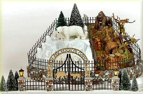 city zoological garden christmas in the city
