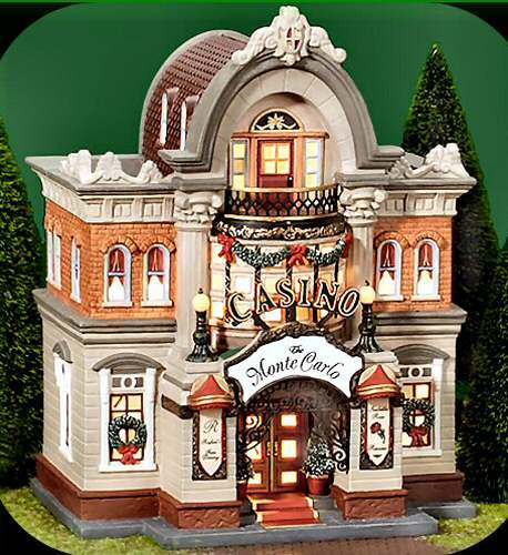 department 56 monte carlo casino