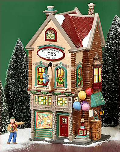 Toys For Retirees : Nicholas co toys christmas in the city