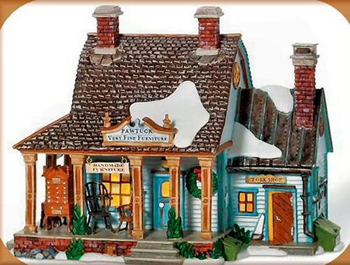 Pawtuck Furniture Maker New England Village