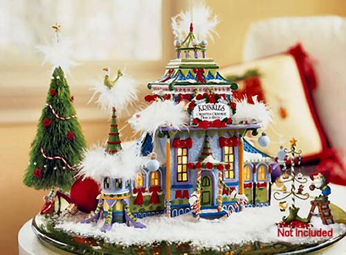 Krinkles Christmas Ornament Design Studio North Pole