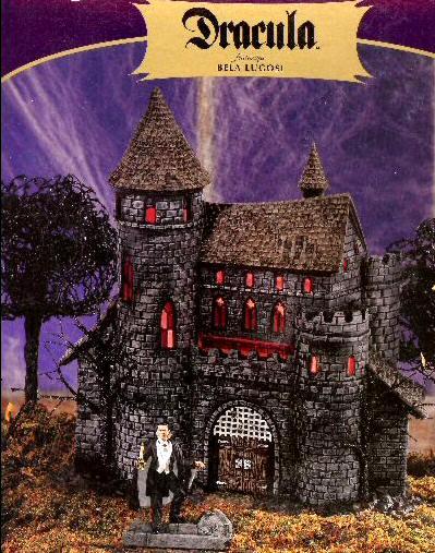 Dracula's Castle Halloween