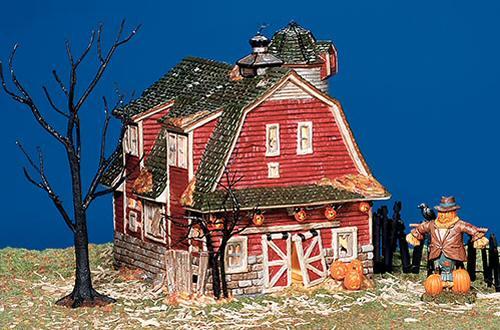 halloween haunted barn 2001 - Halloween Barn