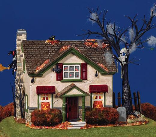 hauntsburg house halloween